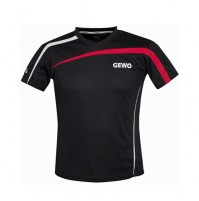 Gewo Pia Ladies Table Tennis Shirt Black
