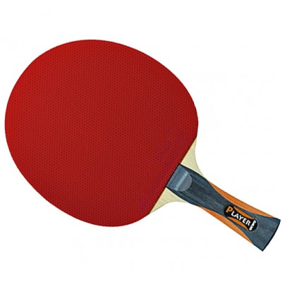 Gewo League Player Table Tennis Bat NOW ONLY £19.99 !