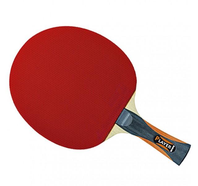 Gewo League Player Table Tennis Bat NOW ONLY £19.99 !