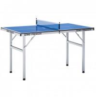 Gewo Premium Midi Table Tennis Table With Bats