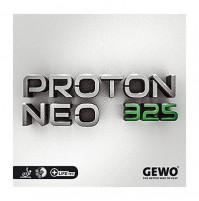 Gewo Proton Neo 325 Table Tennis Rubber