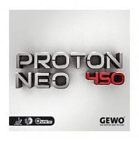Gewo Proton Neo 450 Table Tennis Rubber