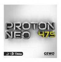 Gewo Proton Neo 475 Table Tennis Rubber NEW