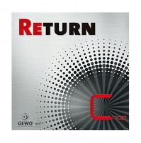 Gewo Return Chop Table Tennis Rubber