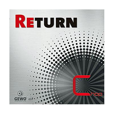 Gewo Return Chop Table Tennis Rubber