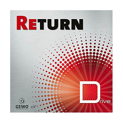 Gewo Return Drive Table Tennis Rubber