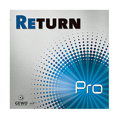 Gewo Return Pro Table Tennis Rubber