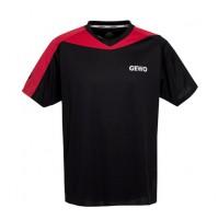 Gewo Rocco Table Tennis Shirt Black/Red