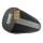 Gewo Style Round Table Tennis Bat Case Black/Silver