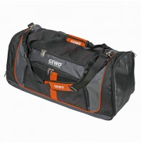 Gewo Style Table Tennis Sports Bag Black/Neon Orange