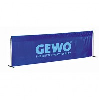Gewo Table Tennis Court Surrounds - Blue
