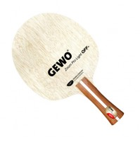 Gewo Zoom Pro Light Table Tennis Blade