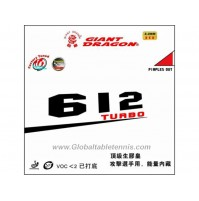 Giant Dragon 612 Turbo Table Tennis Rubber