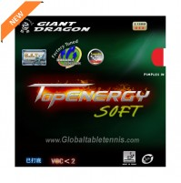 Giant Dragon Topenergy Table Tennis Rubber Soft