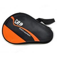 Global 729 Table Tennis Bat Case Black/Orange