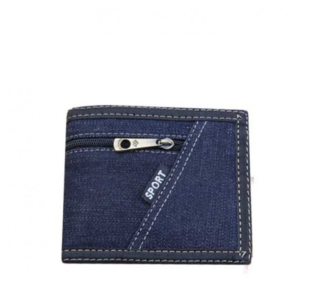 Global Denim Sport Wallet