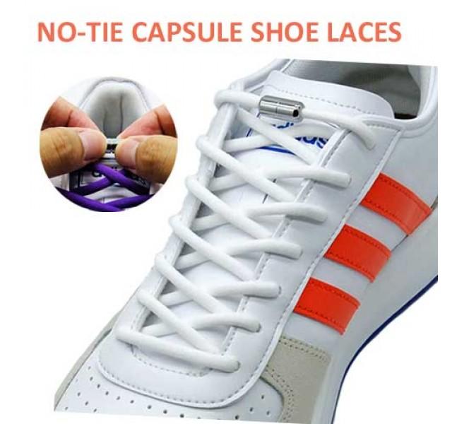 Global No-Tie Capsule Shoe Laces