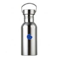 Global Sports Stainless Steel Drinks Bottle 500ml NOW £9.99 !