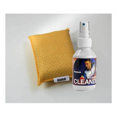 Global Table Tennis Bat Rubber Cleaning Pack