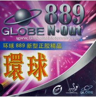Globe 889 Medium Pimples-Out Table Tennis Rubber