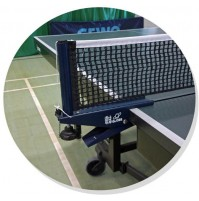 Globe Table Tennis Net Set Mark II - Speed Spring Clamp Type NOW £25.90 !