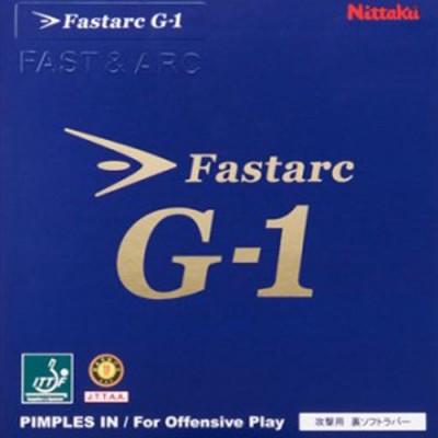 Nittaku Fastarc G-1 Table Tennis Rubber