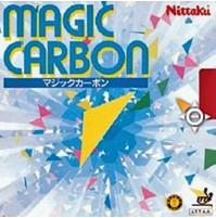 Nittaku Magic Carbon Table Tennis Rubber