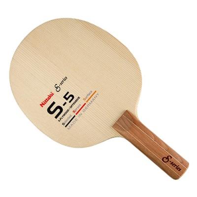 Nittaku S-5 Table Tennis Blade