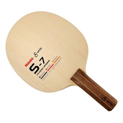Nittaku S-7 Table Tennis Blade