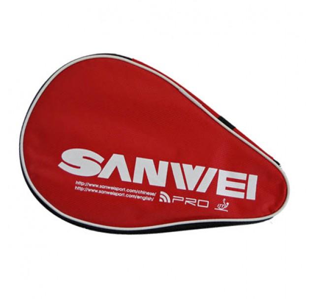 Sanwei Pro Table Tennis Bat Case