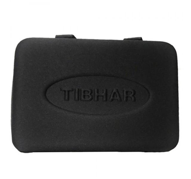 Tibhar Deluxe Foam Table Tennis Bat Case - Black NOW ONLY £17.99 !
