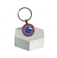 True Brit Table Tennis Keyring NEW