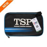 TSP Dude Table Tennis Bat Wallet Case Black/Blue