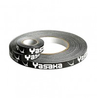 Yasaka Table Tennis Bat Edge Tape Black/White