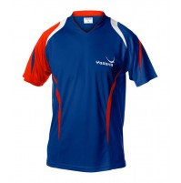 Yasaka Lynx Table Tennis Shirt Black/Red