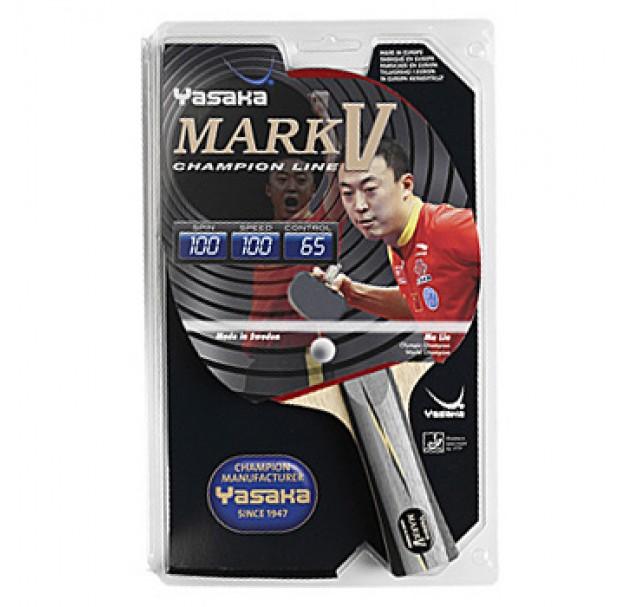 Yasaka Mark V Table Tennis Bat NOW £46.99!