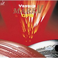 Yasaka Mark V GPS Table Tennis Rubber