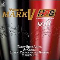 Yasaka Mark V HPS Soft Table Tennis Rubber