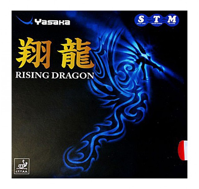 Yasaka Rising Dragon Table Tennis Rubber