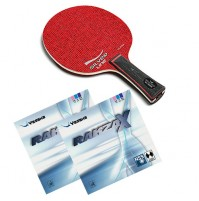Yasaka Silverline/Rakza X  All Wood Table Tennis Bat NOW £69.99 !