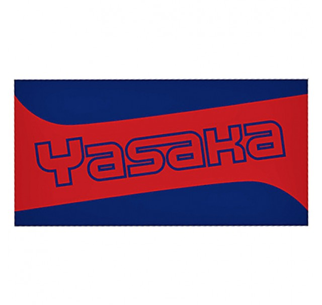 Yasaka Ocean Table Tennis Towel Red/Blue