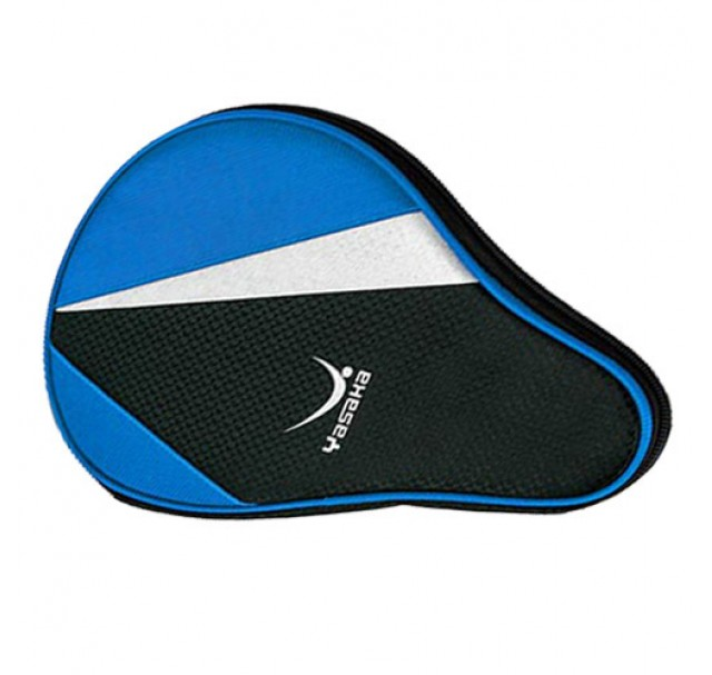 Yasaka Viewtry I Table Tennis Bat Case Black/Light Blue