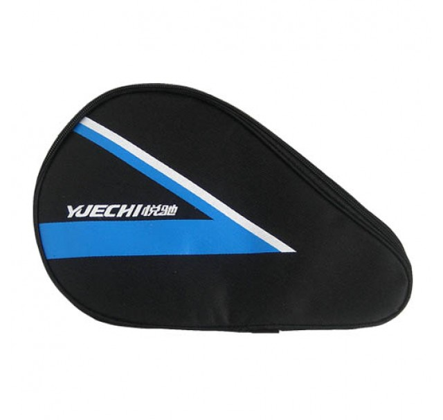 Yuechi 2020 Table Tennis Bat Case Blue