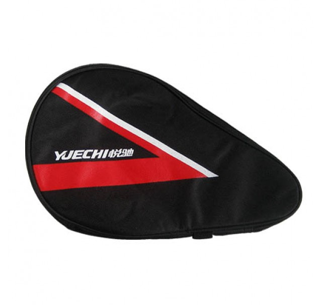 Yuechi 2020 Table Tennis Bat Case Red