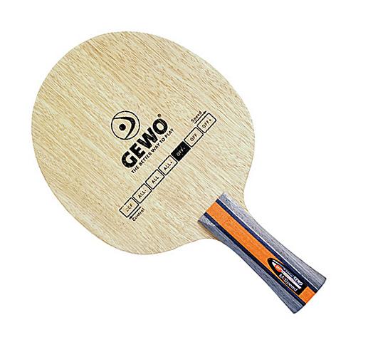 Gewo - Compare table tennis blades ...